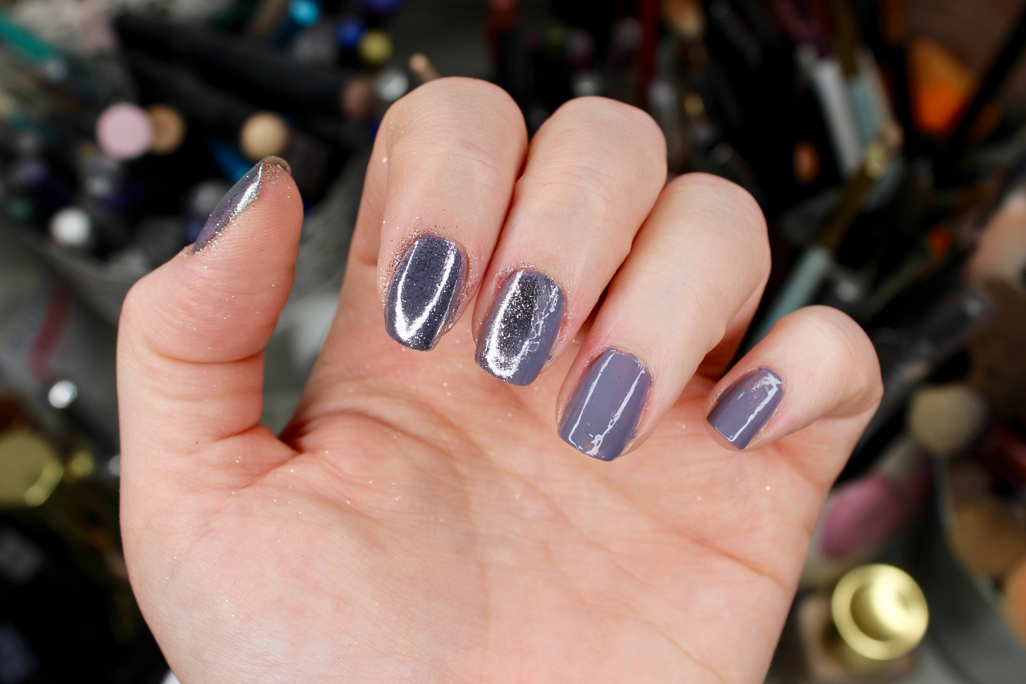 Chrome Nails Do It Yourself