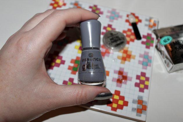 easy chrome nail tutorial